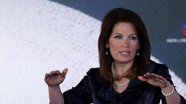 Huma Abedin, Michelle Bachmann Huma Abedin