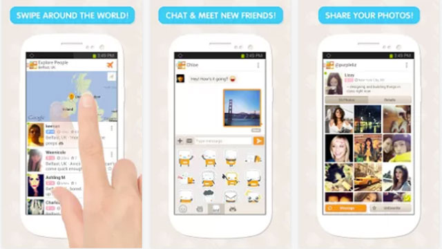 minus social networking chat app for iphone and android