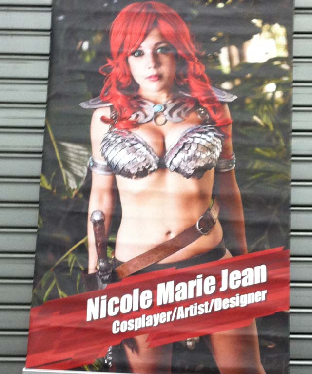 Comic Con, NYC, Cosplay Stars