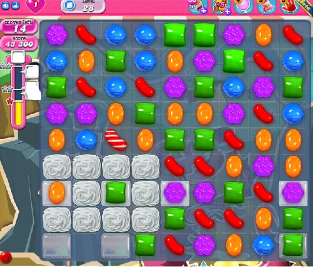 Candy Crush Saga tip 2