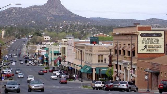 Prescott Arizona, Yarnell Hill Fire