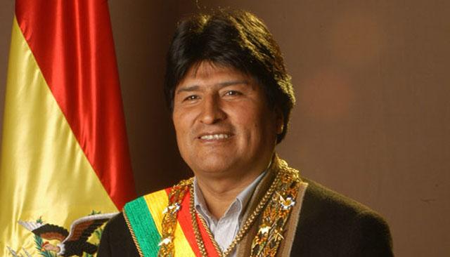 Edward Snowden President Morales Bolivia