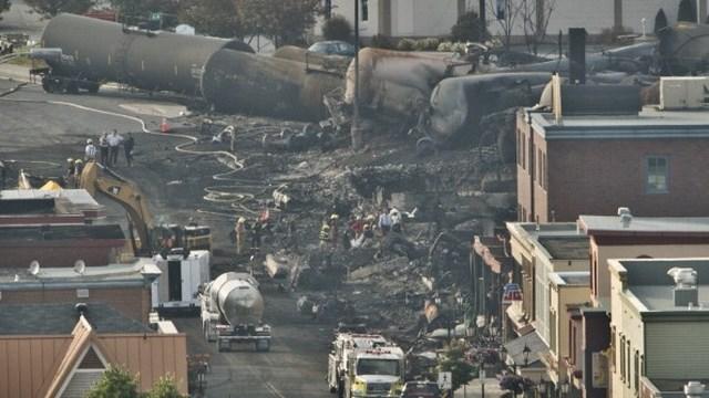 Quebec Train Crash, Quebec Train Crash Criminal Probe