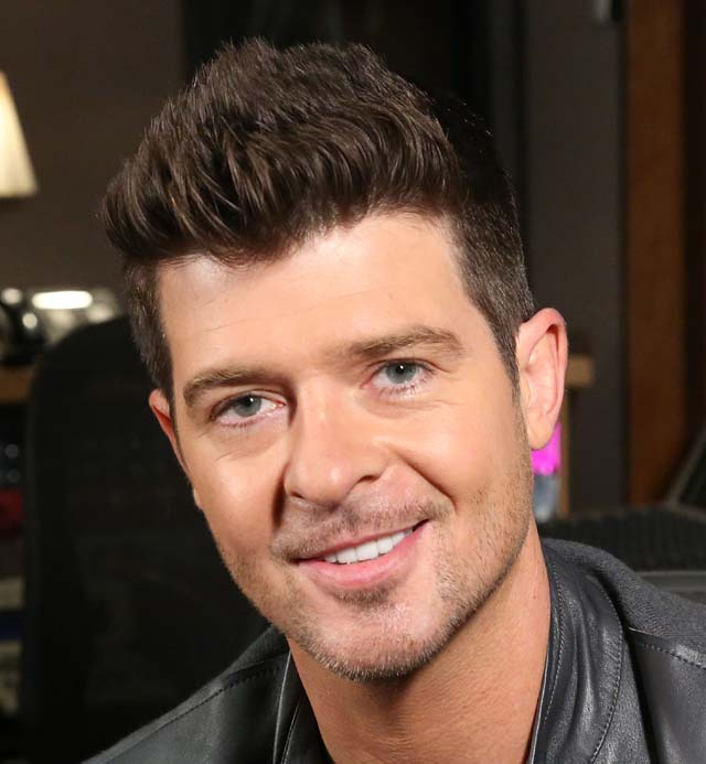 Alan Thicke, Robin Thicke, Pharrell, T.I., 2 Chainz, will.i.am, Today Show, Live, Performance, Timbaland, Blurred Lines, LP, album, Anxiety, Nervous, Excited, Interview, MTV, VMA, Video Music Awards, Shock, Video