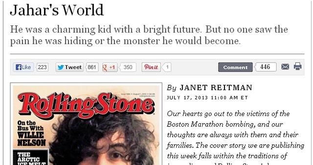 rolling stone jahar's world