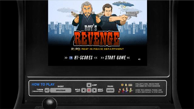 RIPD Roy's Revenge