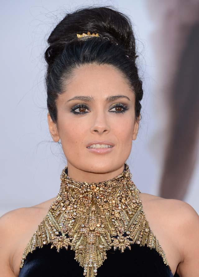 Salma Hayek, Ask The Dust, Grownups, Grownups 2, Adam Sandler, David Spade, Colin Farrell, Sexy, Gorgeous