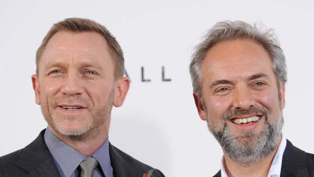 Daniel Craig, Skyfall, Bond 24, November 2015, Premiere, Skyfall, Adele, Director, Sam Mendes, Directs, Signs On, Confirms, Film, Bond Series, James Bond, Next Bond, Upcoming Bond