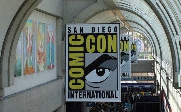 San Diego Comic Con Movies