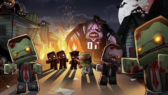 Top 10 Best Zombie Games For Android Call of Mini: Zombies
