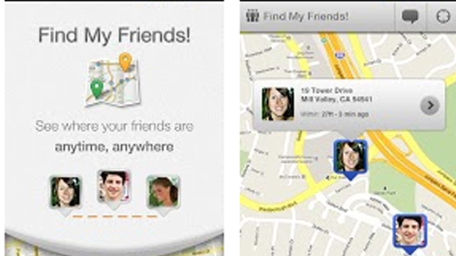Top 10 GPS Apps For Android Find My Friends