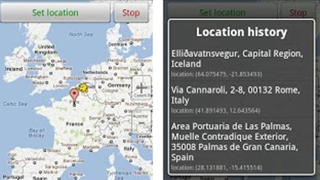 Top 10 GPS Apps For Android Fake GPS Location