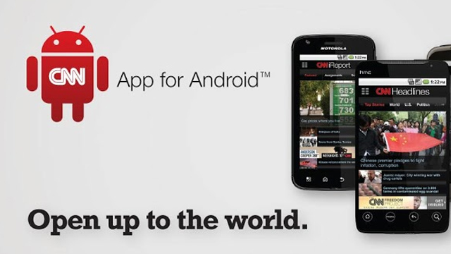Top 10 Best News Apps For Android CNN