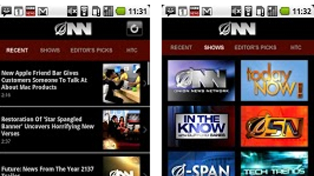 Top 10 Best News Apps For Android Onion News Network