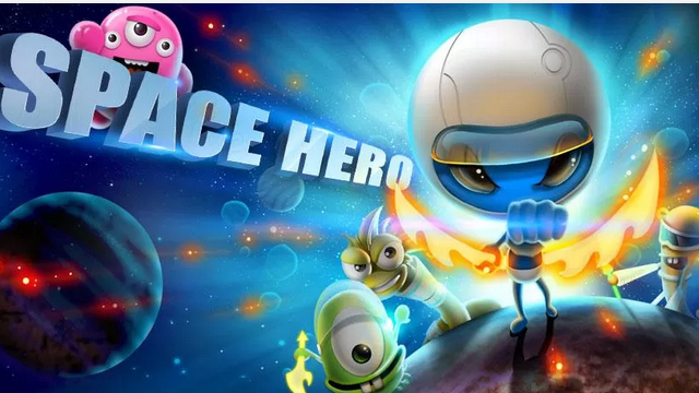 Top 10 Android Arcade Games For July 2013 Space Hero