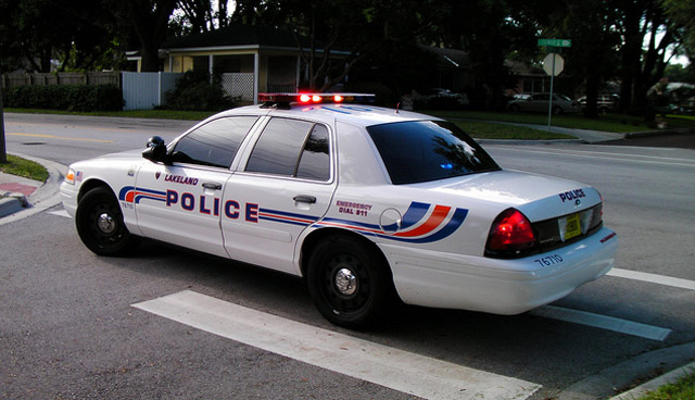 Some of the sexual acts occurred in patrol cars