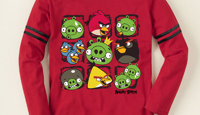 Angry Birds Clothes