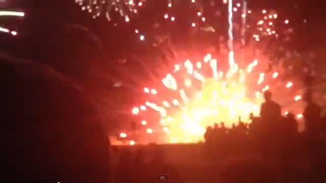 Boston Pops Fireworks 2016