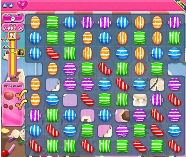 Candy Crush Saga cheat 6