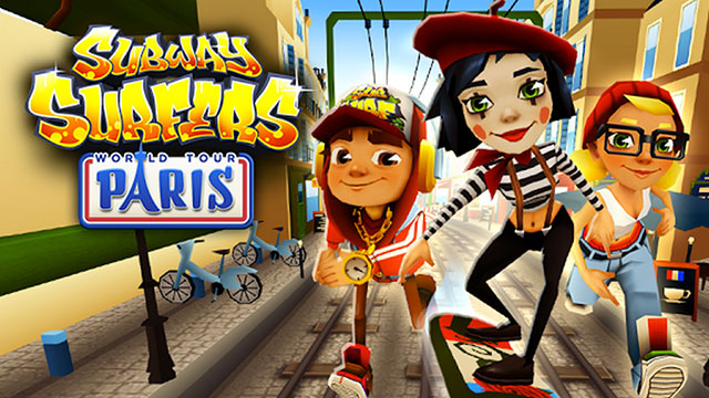 top 10 android games of july 2013 subway surfers world tour pairs