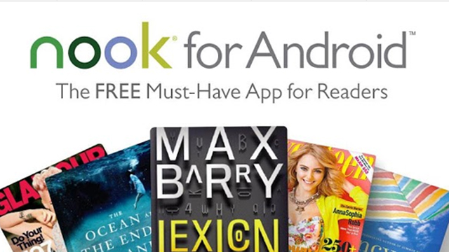 Top 10 Books & Reference Apps For Android Nook
