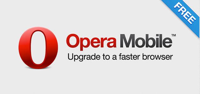 top android app updates opera
