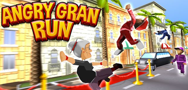 top android apps 2013 angry gran run