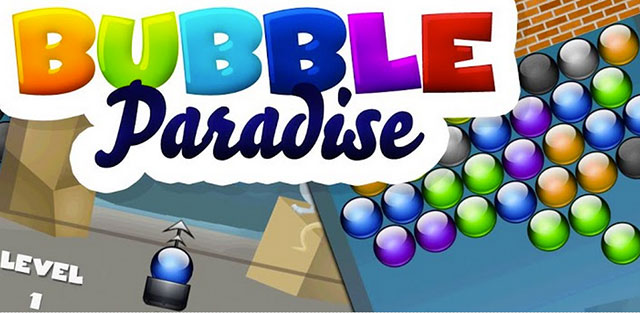 top android puzzle games bubble paradise