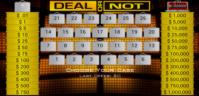 top android puzzle games deal or no deal