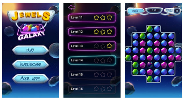 top android puzzle games jewels galaxy