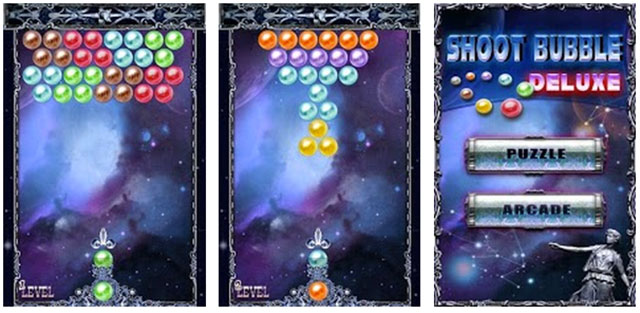 top android puzzle games shoot bubble deluxe