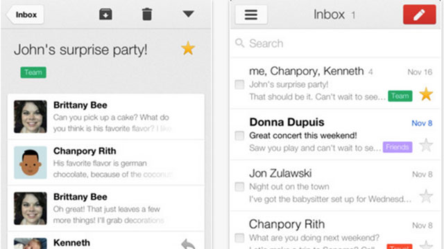 top best email apps for iphone gmail