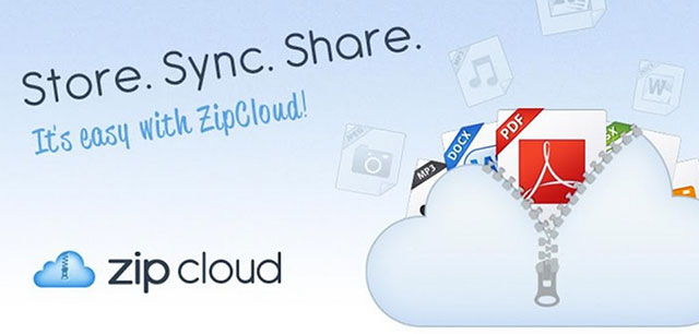 top cloud storage apps for android zip cloud