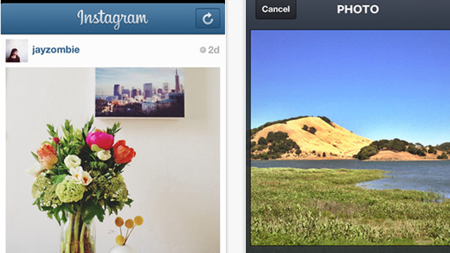 Top iOS iPhone and iPad Updates for July 2013 Instagram