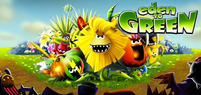 top new android games eden to green