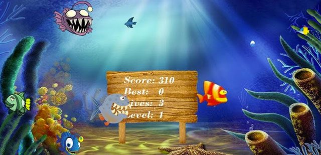 top new android games fishing games