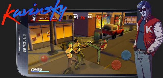 top new android games kavinsky