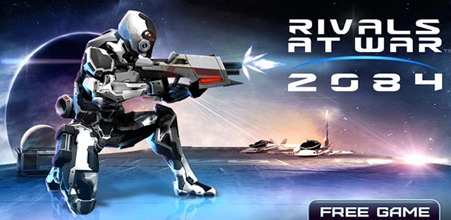 top new android games rivals at war: 2084