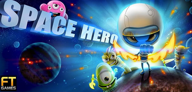top new android games space hero