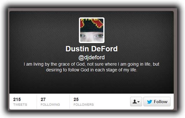 Dustin Deford Firefighter Granite Mountain Hotshots Yarnell, Arizona.