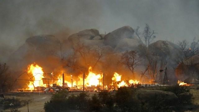 Arizona Wildfires, Arizona