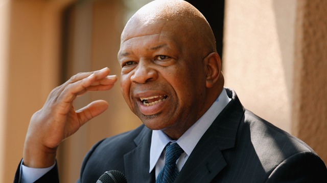 elijah cummings, substance, investigation