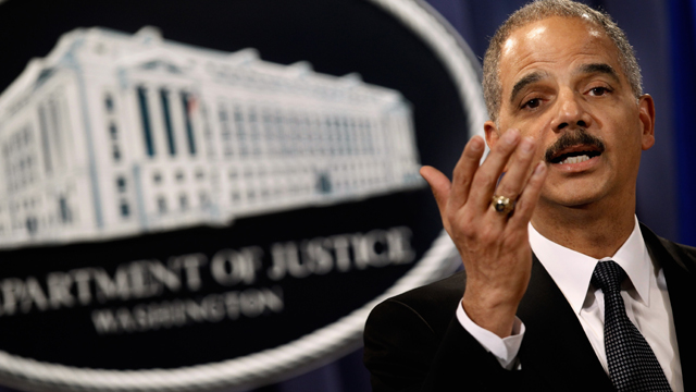 eric holder, attorney general, department of justice, DEA, SOD