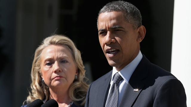 obama, president, barack obama, hilary clinton, speaks, benghazi,