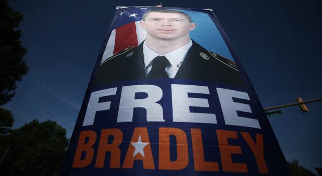 Bradley Manning Sentenced Verdict Guilty 35 Years Wikileaks Whistleblower