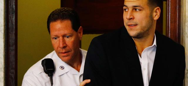 Aaron Hernandez wants money from Patriots, NFLPA filing grievance for money owed to Aaron Hernandez