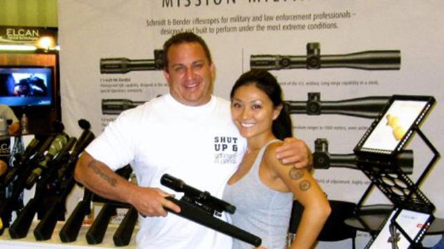 Jason Siome, bulldog equipment, hire hitman kill wife and son