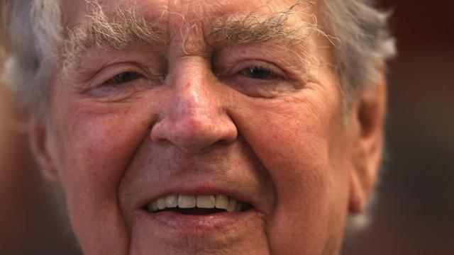 Berthold Beitz, dead, 99, hero, world war two, jews, saved