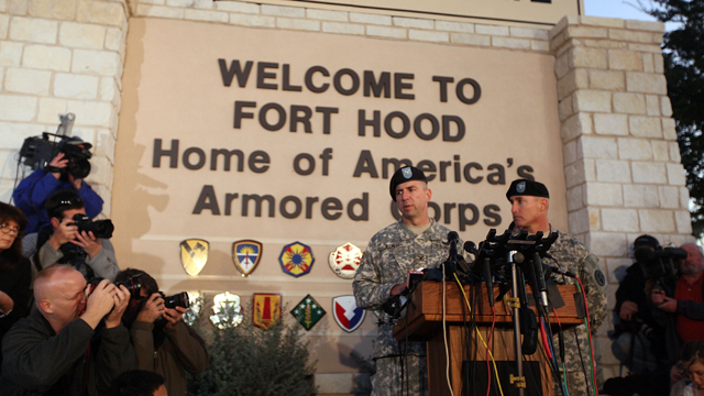 fort hood, shooting, death