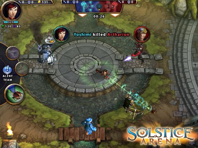 Solstice Arena